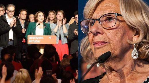 Madrid y Barcelona, tensión hasta el último instante: se apuran las negociaciones con sus alcaldes en el aire