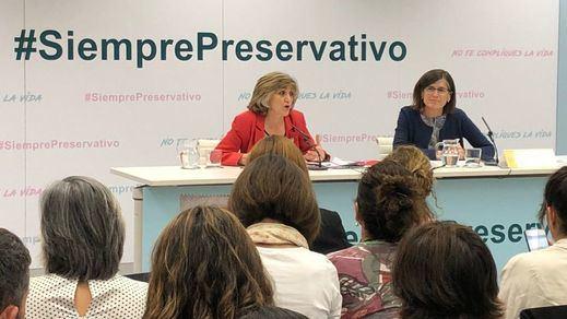 Sanidad alerta de un aumento de casos de gonorrea, sífilis y un notable descenso en el uso de preservativos