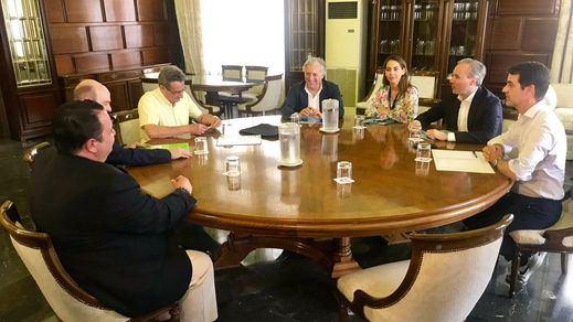 PP y Cs se reparten las capitales Aragón, en las que necesitan a Vox