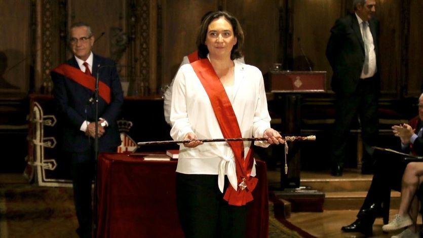 Ada Colau, reelegida alcaldesa de Barcelona, representa junto a Ribó y Kichi la resistencia de las ciudades del cambio de 2015