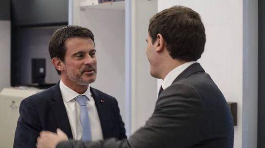 Ciudadanos rompe con Valls en Barcelona tras hacer alcaldesa a Colau