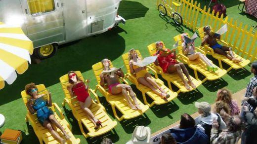 Katy Perry y el 'desfile de celebrities' en el nuevo videoclip de Taylor Swift