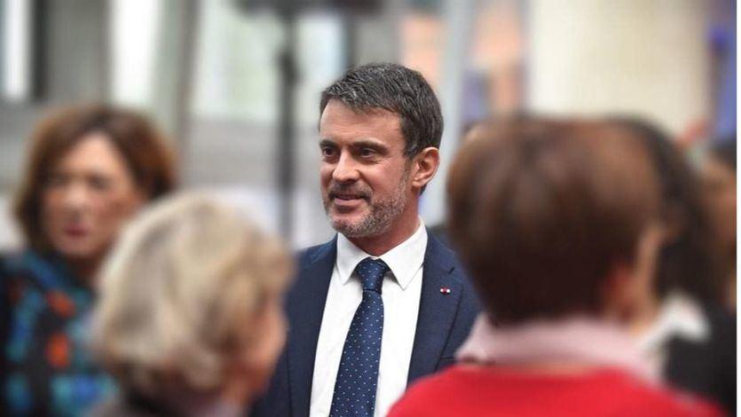 Valls guarda silencio mientras analiza la ruptura con Ciudadanos