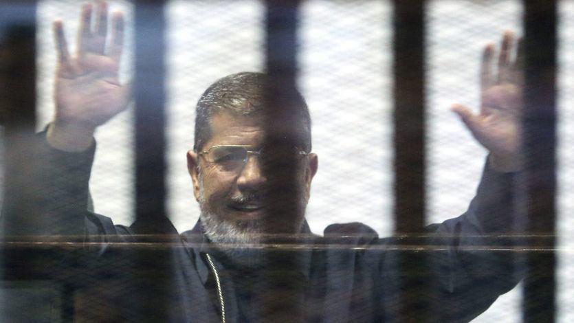 Muere el ex presidente egipcio Mohamed Mursi