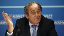 Platini, detenido por corrupción en el Mundial de Qatar 2022