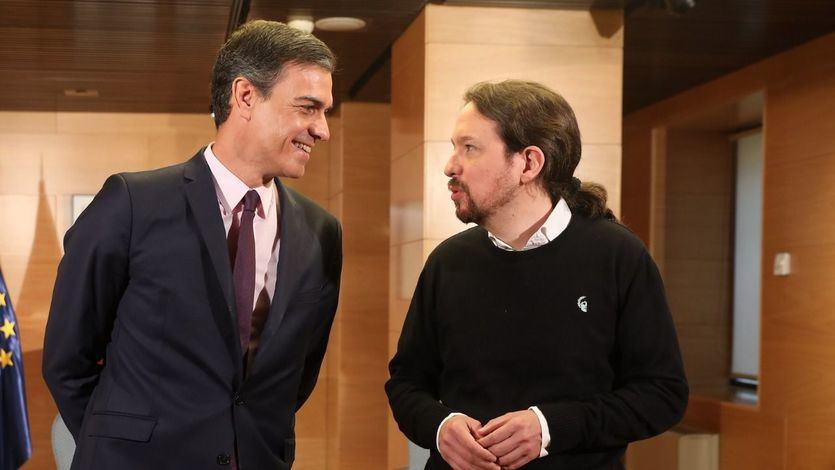 PSOE y Podemos, aún lejos del acuerdo tras la tercera reunión entre Sánchez e Iglesias