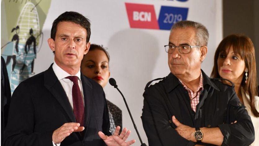 Celestino Corbacho deja tirado a Valls tras haber apoyado la investidura de Colau
