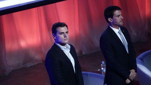 Valls estalla contra Ciudadanos y Rivera: