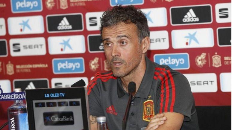 Luis Enrique deja la Selección española por sus problemas familiares