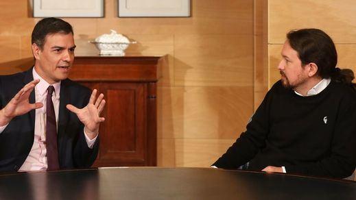 El PSOE urge a Podemos a decir si acepta altos cargos