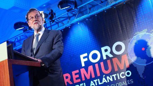 Rajoy reclama un pacto de Gobierno entre PSOE y Cs