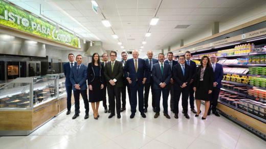 Mercadona inaugura su nuevo modelo de tienda eficiente en Leganés (Madrid)
