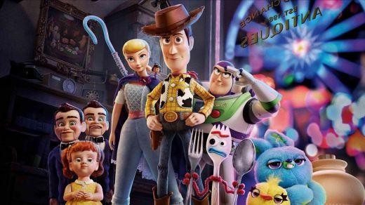 'Toy Story 4': Pixar no falla a la mejor saga de animación de la historia