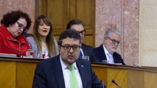 El polémico 'hilo' del líder de Vox en Andalucía sobre la sentencia de 'La Manada'