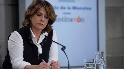 El portavoz de Vox en Murcia insulta gravemente a la Ministra de Justicia