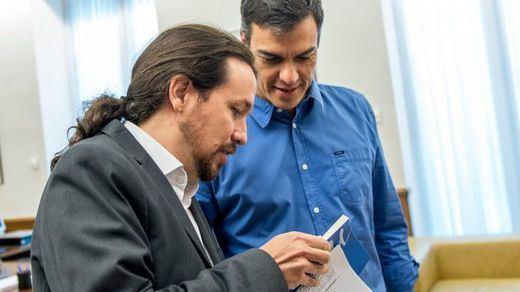 Encuestas para presionar a Podemos: en caso de repetir elecciones, los de Pablo Iglesias se hundirían