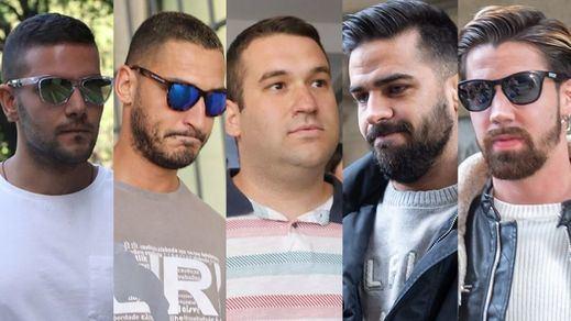 Así fueron recibidos en prisión los 5 miembros de 'La Manada' y su primera noche: protección y trato preferente