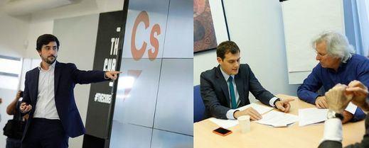 Terremoto en la ejecutiva de Ciudadanos: Toni Roldán y Javier Nart dejan el partido por el giro hacia Vox