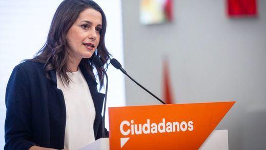 Arrimadas, escudo de Rivera ante a la crisis interna, blinda el giro a la derecha de Ciudadanos