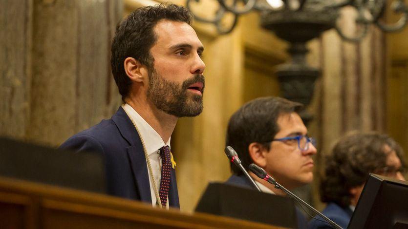 ERC bloquea una iniciativa para volver a declarar la independencia de Cataluña en el Parlament