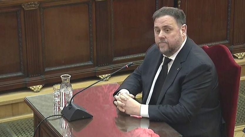 El Supremo abre la puerta a que el Tribunal de Justicia de la UE se pronuncie sobre la inmunidad de Junqueras