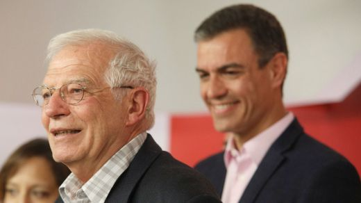 La extraña jugada de Borrell: ahora renunciará a Europa para seguir como ministro de Sánchez