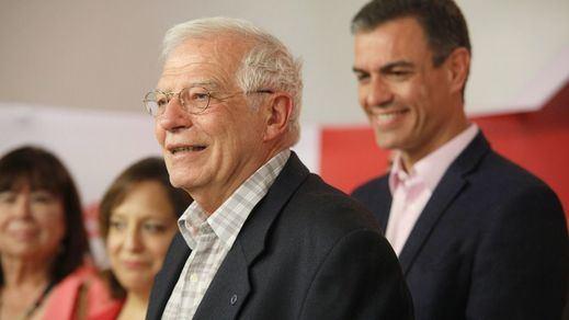 Borrell explica su paso atrás como europarlamentario con la vista puesta en otro cargo