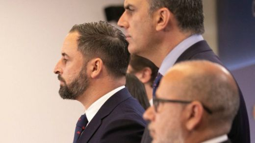 Vox presenta una querella criminal contra Zapatero por