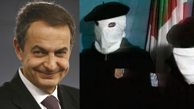 El PSOE se 'indigna' por la querella de Vox contra Zapatero, de quien dicen que 'logró poner fin a ETA'