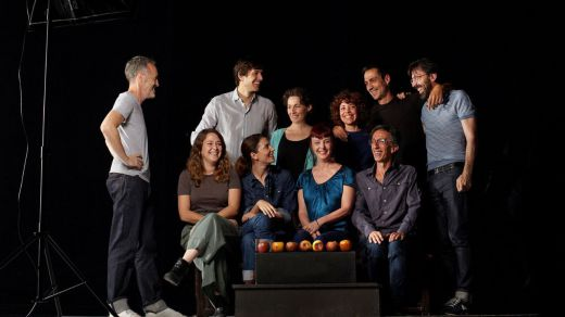 'La función por hacer': el eterno frente a frente de actores y personajes