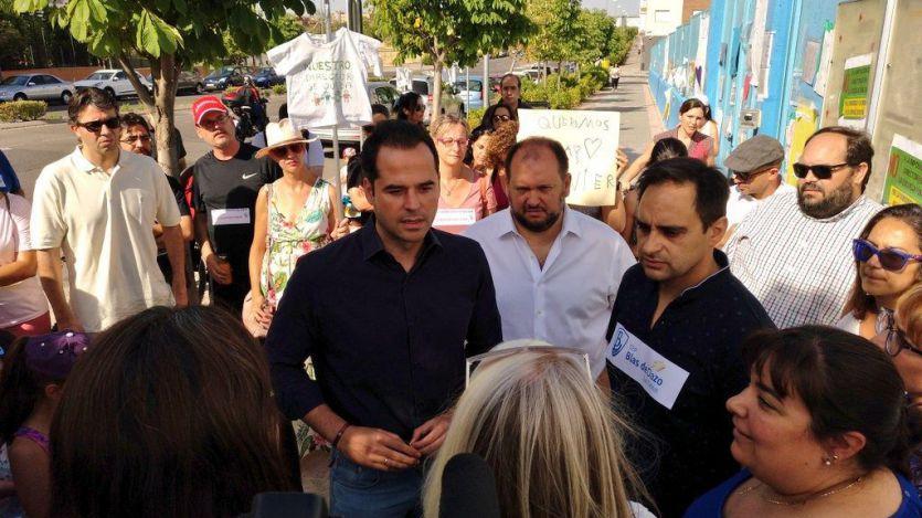 Ignacio Aguado, líder de Ciudadanos en la Comunidad de Madrid