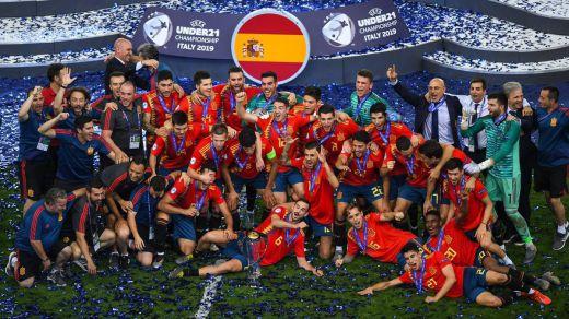 Una generación de oro: España gana el Europeo sub-21 con una gran imagen (2-1 a Alemania)
