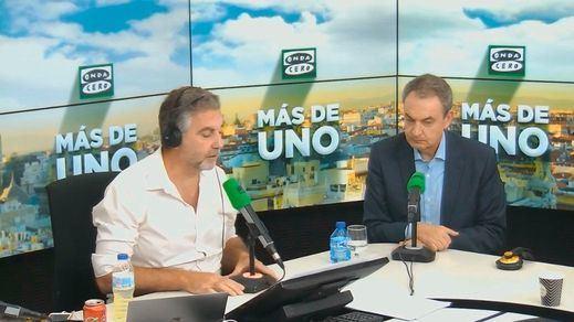 Zapatero le 'veta' a Sánchez ser presidente gracias a Bildu: