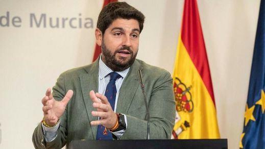 La investidura de hoy en Murcia retratará el estado actual de la alianza de las 3 derechas: PP, Cs y Vox
