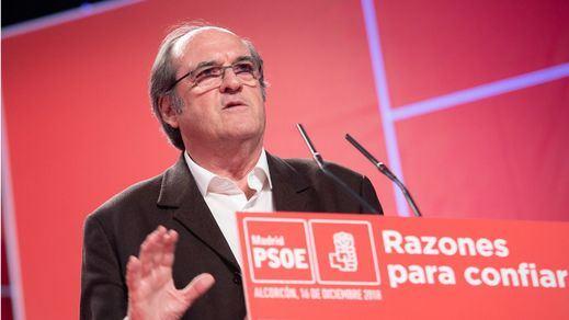 El PSOE exige que Gabilondo sea propuesto como candidato a la investidura en Madrid