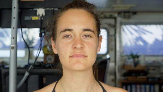 La Justicia italiana deja en libertad a la capitana del barco Sea Watch, Carola Rackete