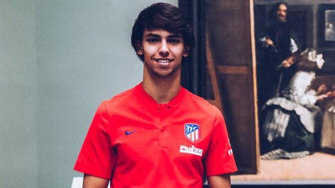Ya es oficial: Joao Félix llega al Atlético para ser la estrella del presente y el futuro rojiblanco
