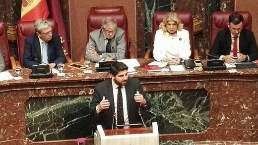 Murcia: Vox impide la investidura de López Miras pese a la reunión con Cs