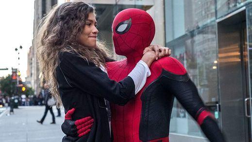 Llega a los cines la esperada secuela del nuevo 'Spiderman': 'Lejos de casa'