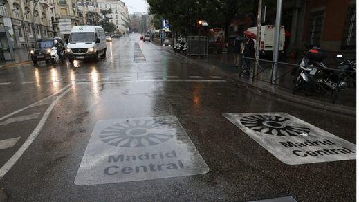 La Justicia avala Madrid Central y anula la moratoria de multas aprobada por el Ayuntamiento