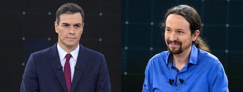 Pablo Iglesias llega esta semana con una oferta definitiva que Pedro Sánchez no puede rechazar