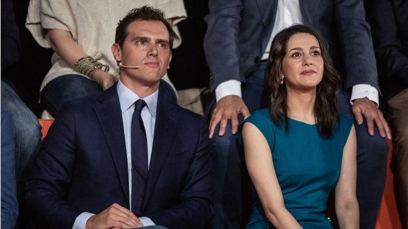 Oleada de críticas a Rivera y Arrimadas tras el boicot a Cs en el Orgullo