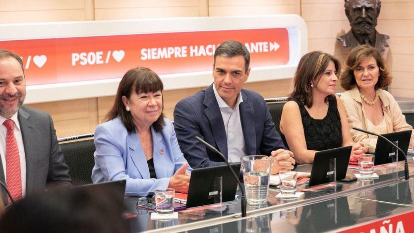 La propuesta de acuerdo programático que Sánchez trasladó a Iglesias