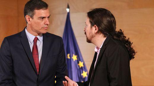 La guerra definitiva PSOE-Podemos: acusan a Iglesias de haber exigido ser vicepresidente del gobierno