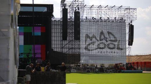 Novedades en el Mad Cool 2019: horarios, pulseras, transporte, autobuses, accesos...