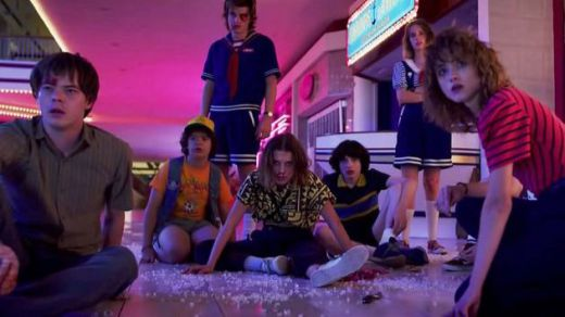 'Stranger Things 3': Sobredosis de nostalgia