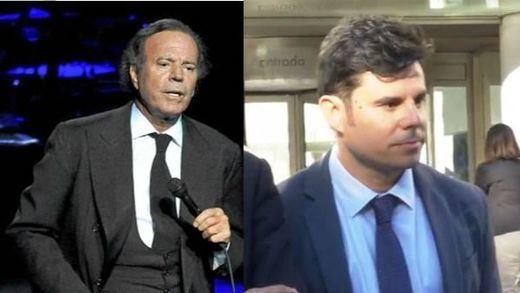 Javier Sánchez, reconocido como hijo de Julio Iglesias