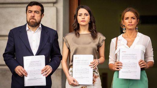 Ciudadanos presenta su denuncia ante la Fiscalía por los ataques sufridos durante el Orgullo