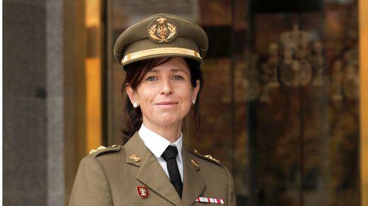 Patricia Ortega, la primera general de las Fuerzas Armadas españolas