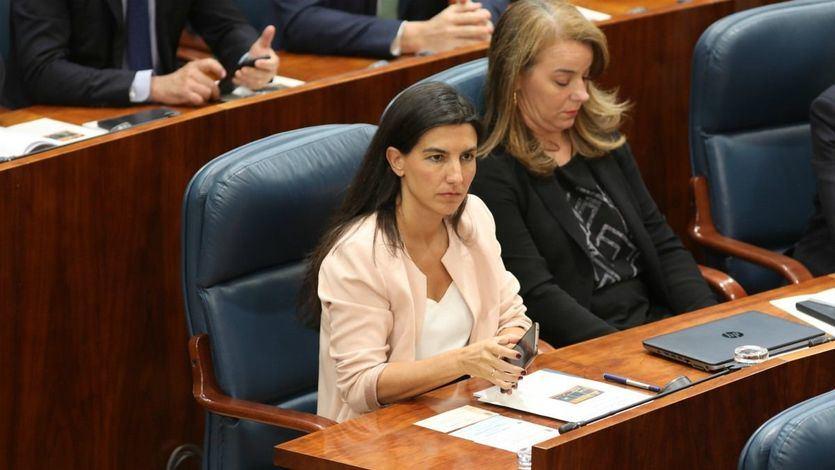 Monasterio y Gabilondo, los portavoces parlamentarios más 'ricos' de la Asamblea de Madrid